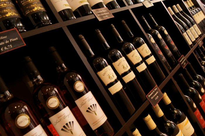 Wijnwinkel Lisse